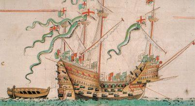 Külföldiek is szolgáltak VIII. Henrik legendás hajóján