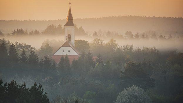 A nap képe: Hajnal Szalafőn