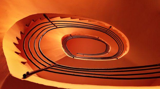 A nap képe: Lép-cső ház