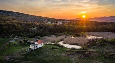 A nap képe: Szent Anna kápolna