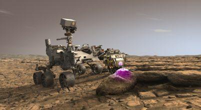 Elkezdi a tudományos méréseket a Perseverance rover