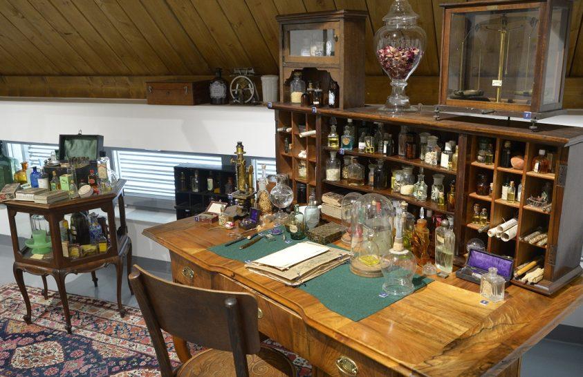 Megnyitott az ország első illatmúzeuma