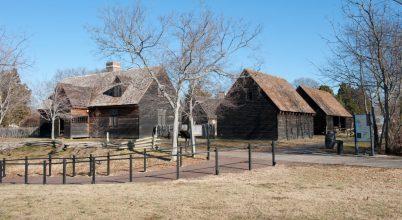 A legkorábbi angol telepesek nyomára bukkantak Amerikában