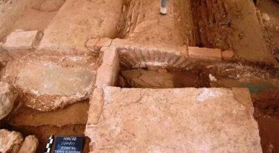 Keresztény bazilikába temették a pogány zsoldost