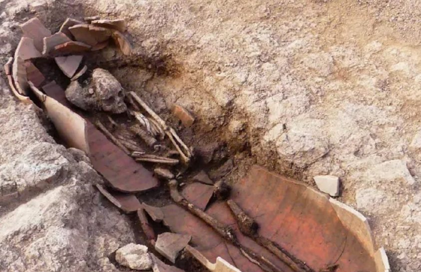 Ókori temetőt találtak Korzikán
