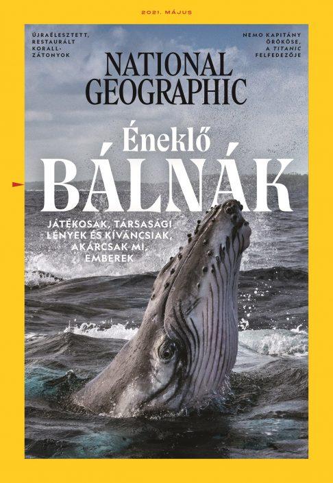 National Geographic Magazin - 2021. május