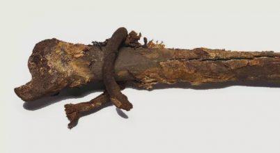 Viking előkelő elveszett csontjaira bukkantak