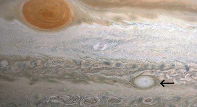 Átalakult az amatőrcsillagász által felfedezett Jupiter-folt