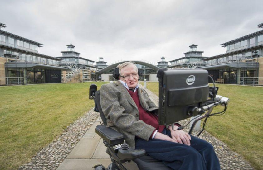 Létrehozták a Stephen Hawking Archívumot