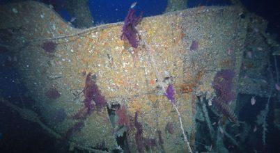 Világháborús tengeralattjáró roncsára bukkantak