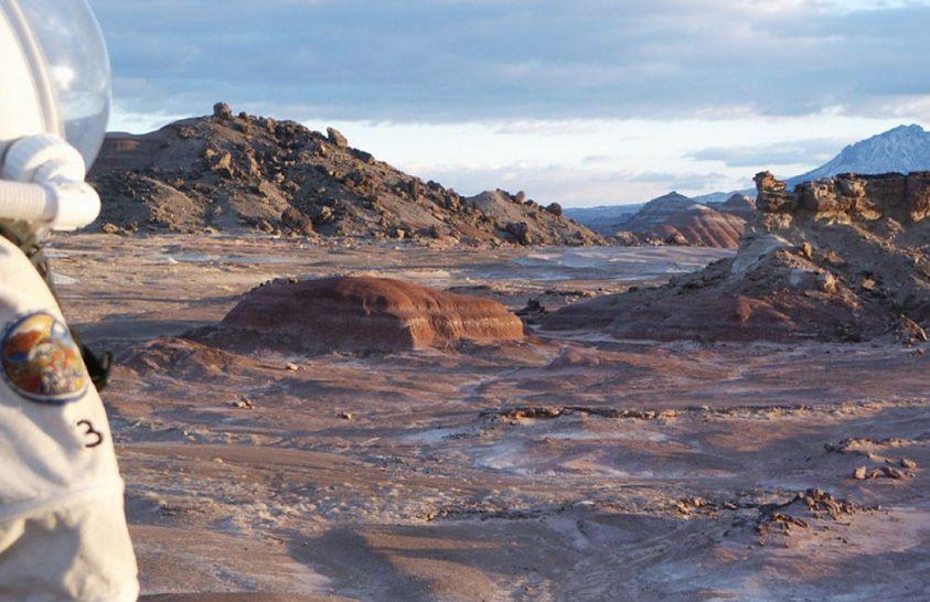 Mars-szimulációs helyszínen tehénlopással gyanúsították meg a kutatókat