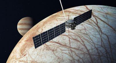 Víz alatti vulkánok lehetnek az Europa mélyén