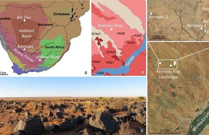 Kőkori csapdákra bukkantak Dél-Afrikában