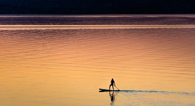 A nap képe: Balatoni arany óra