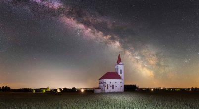 A kápolna éjszakája