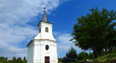 Szent Donát kápolna -Balatonlelle .