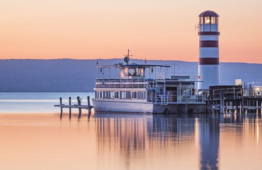 A nap képe: Fertő-tó