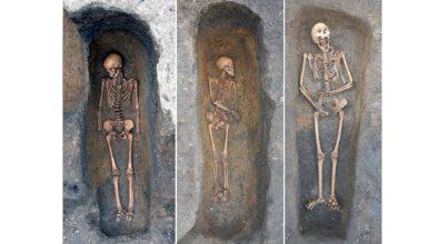 Egyedi sírokba is temettek pestisben elhunytakat