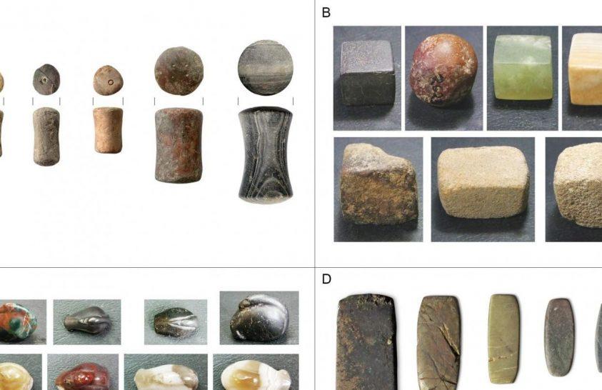 Súlymértékek árulkodnak az ókori kereskedelemről