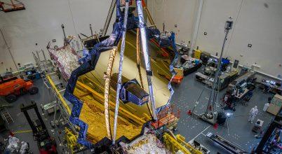 Ismét elcsúsztatták a James Webb űrtávcső indítását