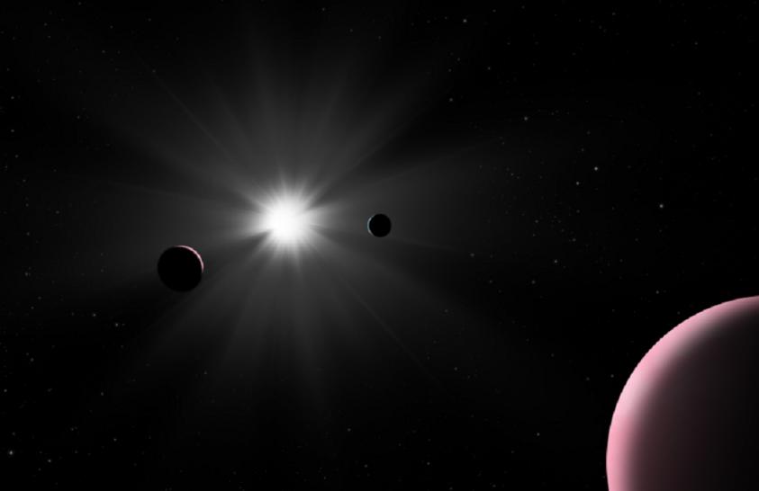 A szerencsének köszönhetően fedeztek fel egy új bolygót