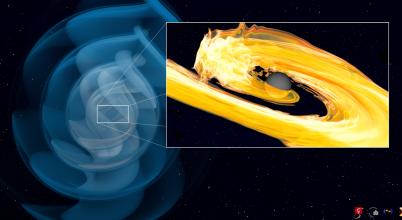 """Először figyelt meg """"vegyes"""" feketelyuk–neutroncsillag párokat a Virgo és a LIGO"""