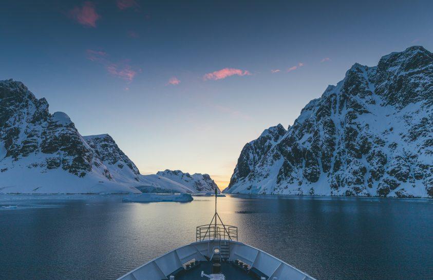 Az Antarktikáig hajóztak a maori felfedezők