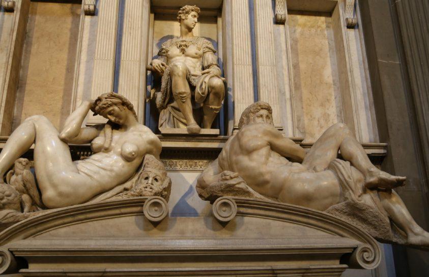 Baktériumokkal tisztították meg Michelangelo alkotását