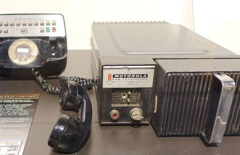 75 éves a mobiltelefon