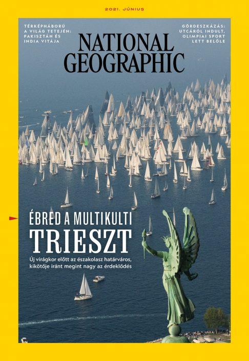National Geographic Magazin - 2021. június