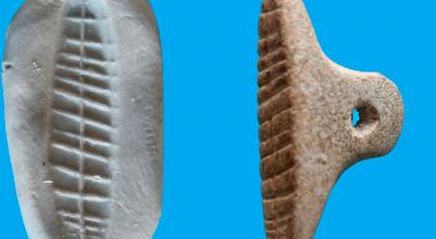 Hétezer éves pecsét került elő