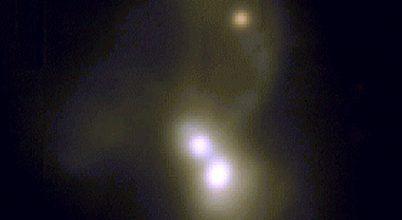 Hármas karambolt figyeltek meg az űrben