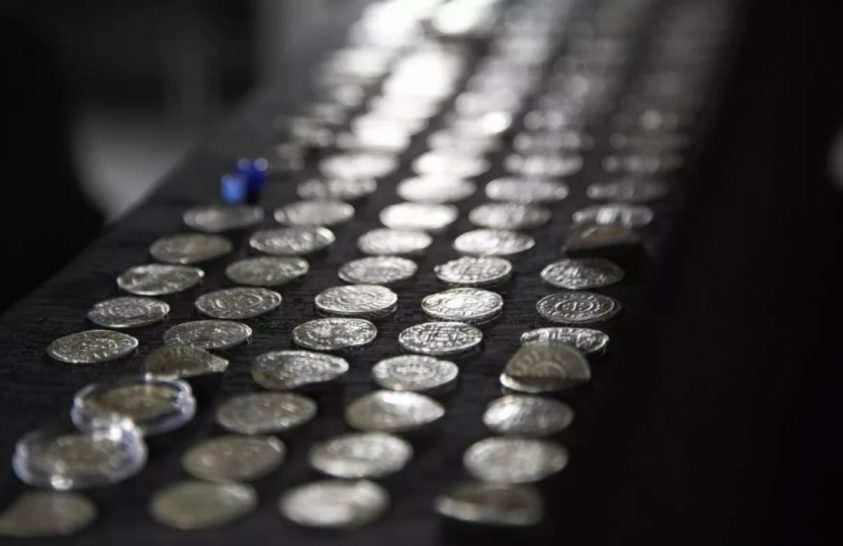 A megtalált érmeegyüttes a vikingeknek fizetett váltságdíj lehetett