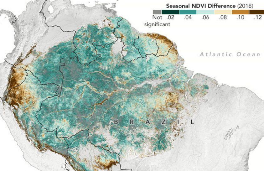 Évszakok Amazóniában