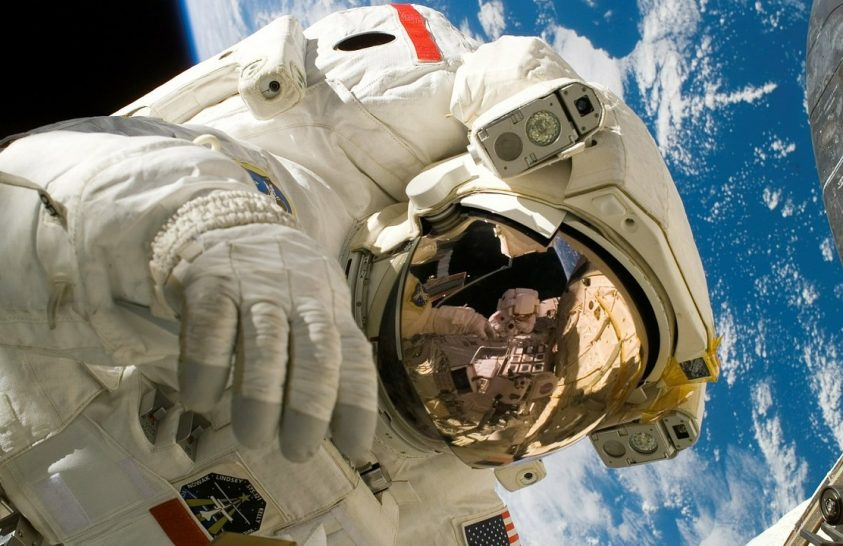 Ezért gyengítheti az űrutazás az immunrendszert