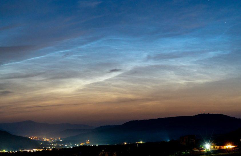 2021. június asztrofotója: Ritkán látott égi jelenség a nyári napforduló ünnepén