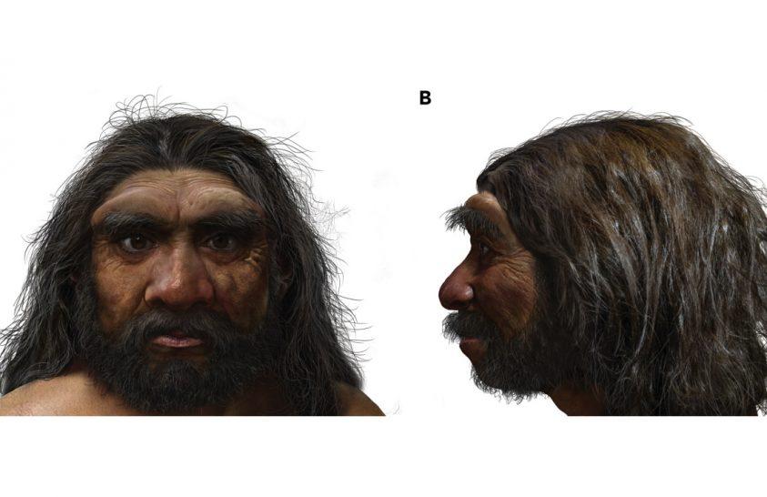 Eddig ismeretlen emberelőd-fajra bukkantak Kínában
