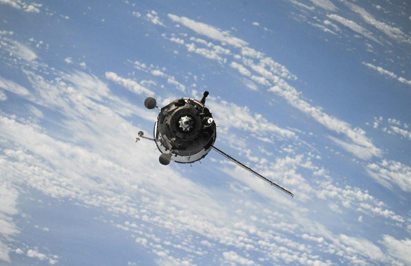 Így semmisül meg egy űrszemét a légkörben