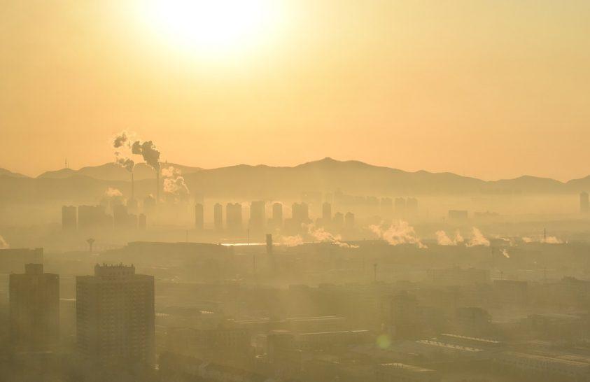 Csökkent a talajközeli ózon mennyisége