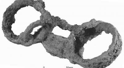 Ókori rabszolga sírját fedezték fel