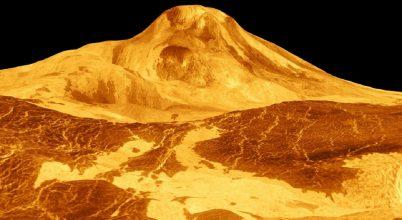 Vulkánok hozhatják létre a Vénusz foszfinját
