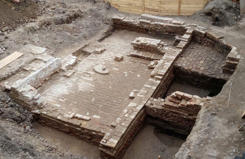 Szeged középkori városmagja került elő egy feltáráson