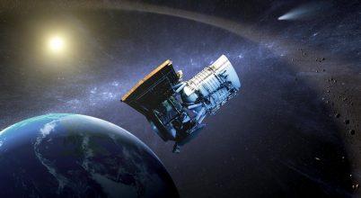 Meghosszabbították az aszteroidavadász űrtávcső működését