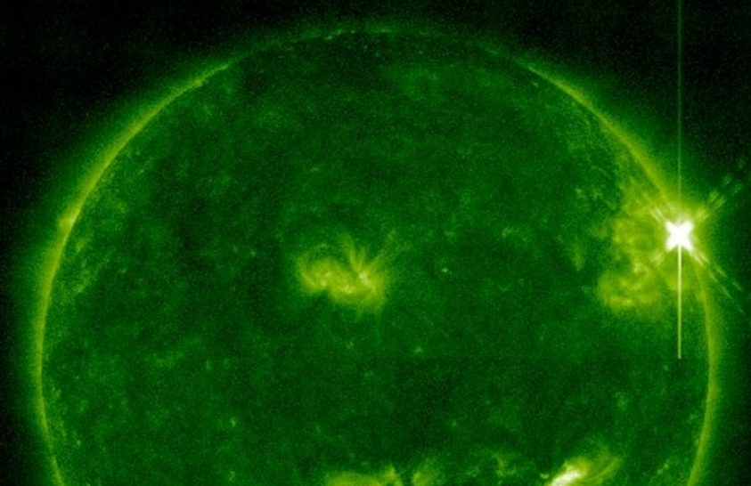 Jelentős napkitörést dokumentált a NASA