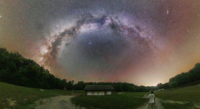 A nap képe: Régi idők csillagösvénye