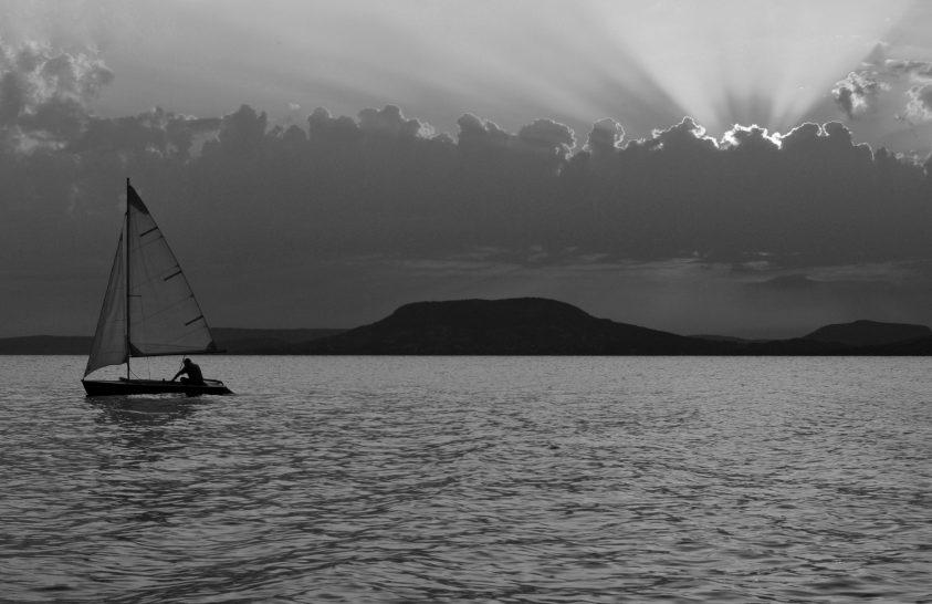A nap képe: Csönd és nyugalom