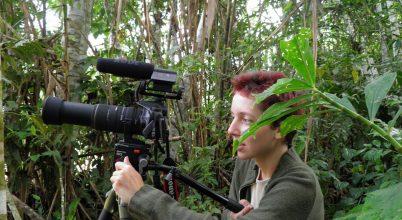 A bonobókutató természetfilmes kalandjai