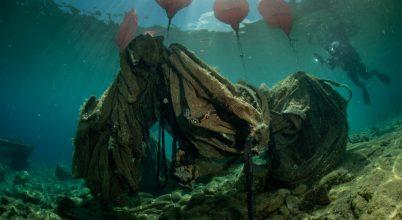 76 tonna hulladékot szedtek össze egy görög szigeten