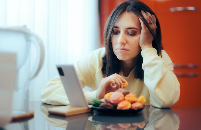 Sok angliai fiatal került kórházba táplálkozási zavarok miatt