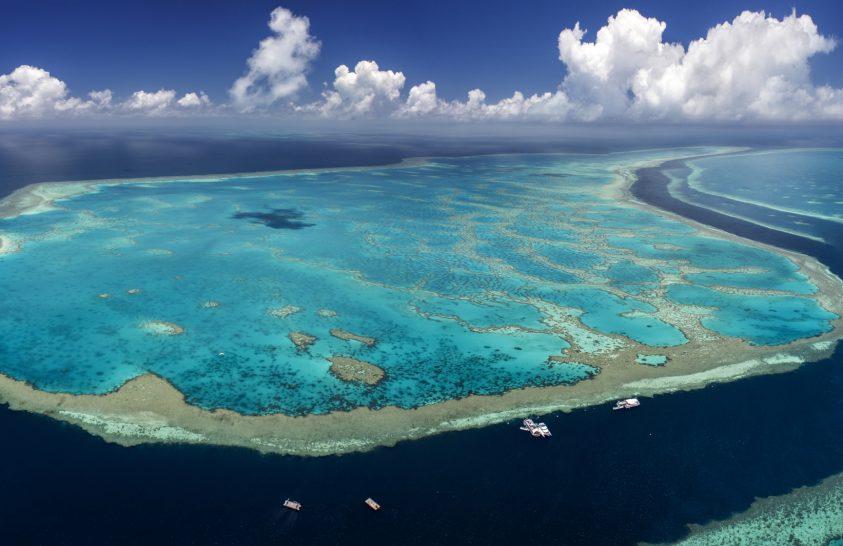 Még nem lesz veszélyeztetett világörökségi helyszín a Nagy-korallzátony